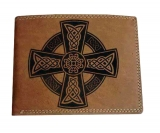 Brieftasche Celtic Cross